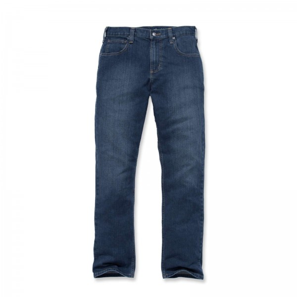 Rugged Flex Relax Straight Jeans