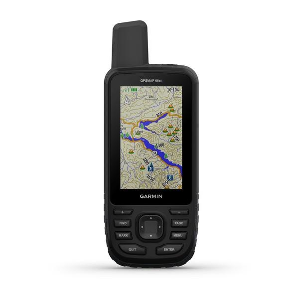 GPSMAP 66st mit TopoActive Europa-Karte