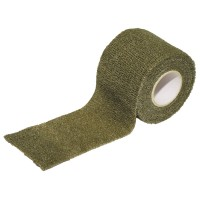 Tarnband selbsthaftend 5cm x 4,5m Oliv
