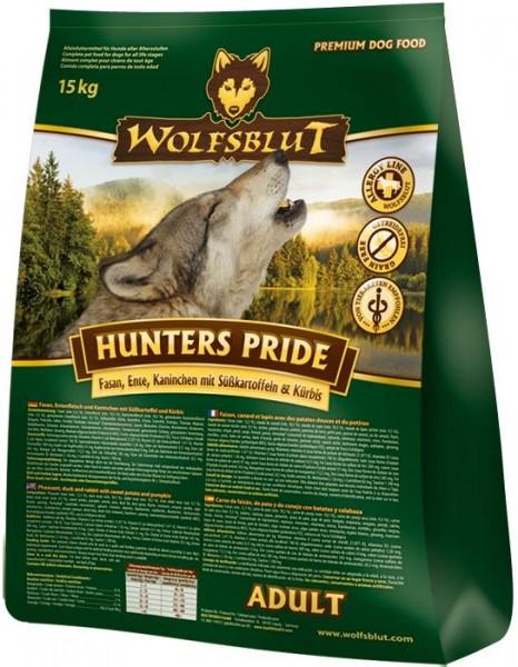 Hunters Pride 15 kg - Fasan, Ente, Kaninchen