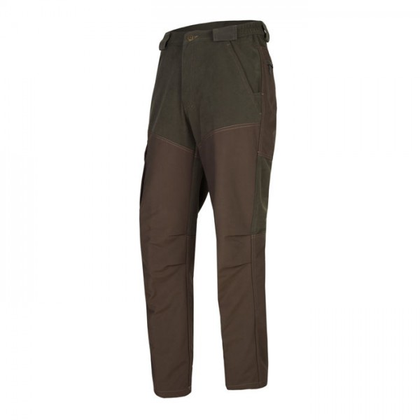 Funktions-Jagdhose Micro Velours Cordura