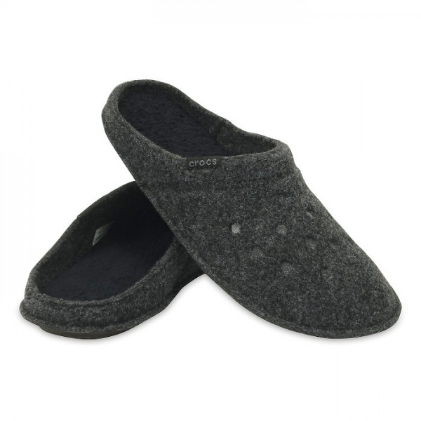 Classic Slipper Black