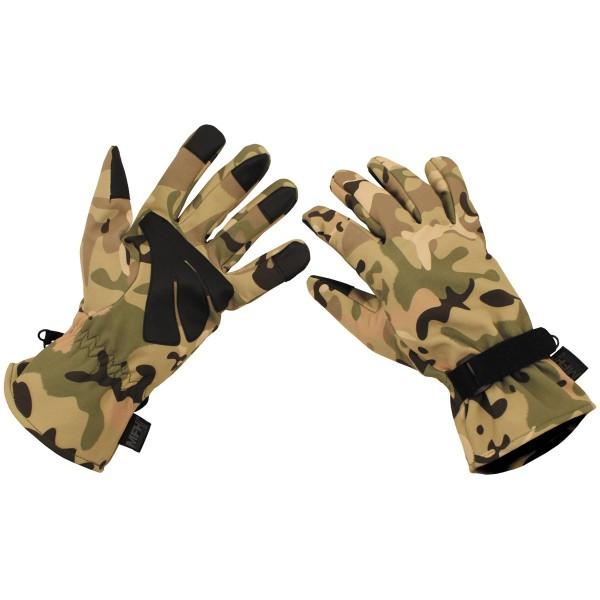 Fingerhandschuhe Softshell