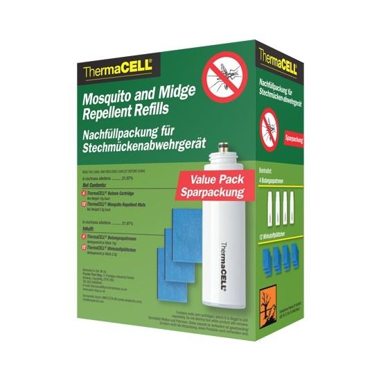 Nachfüllpackung für Stechmückenabwehrgerät, 48 h Wirkdauer