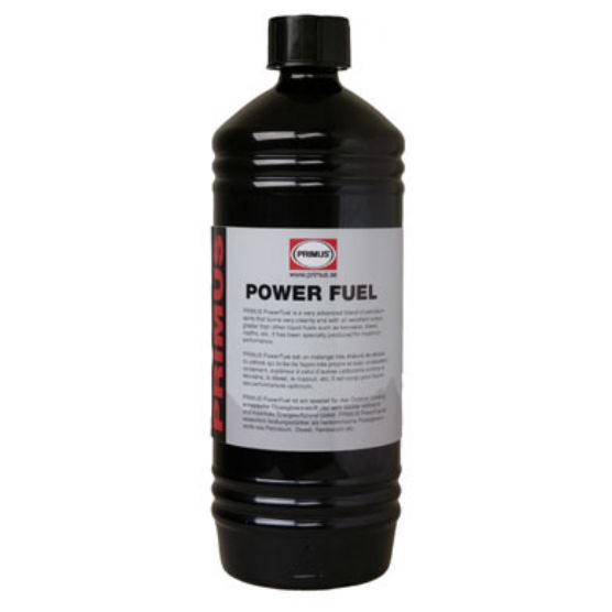 PowerFuel' Benzin