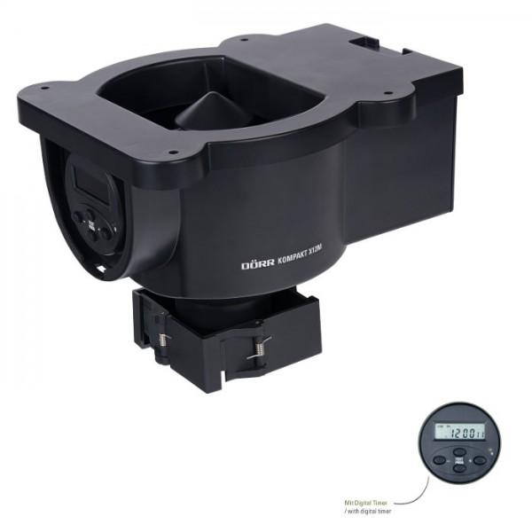 Futterstreuer Kompakt X12M ohne Futterbehälter
