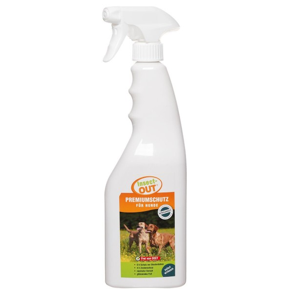 Premium Zeckenschutz für Hunde, 750 ml