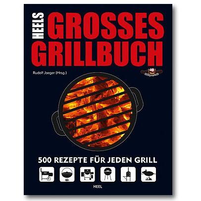 Grosses Grillbuch