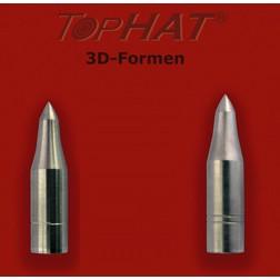3D-Spitzen Edelstahl VA