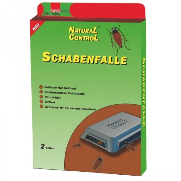 Schabenfalle 2er Pack