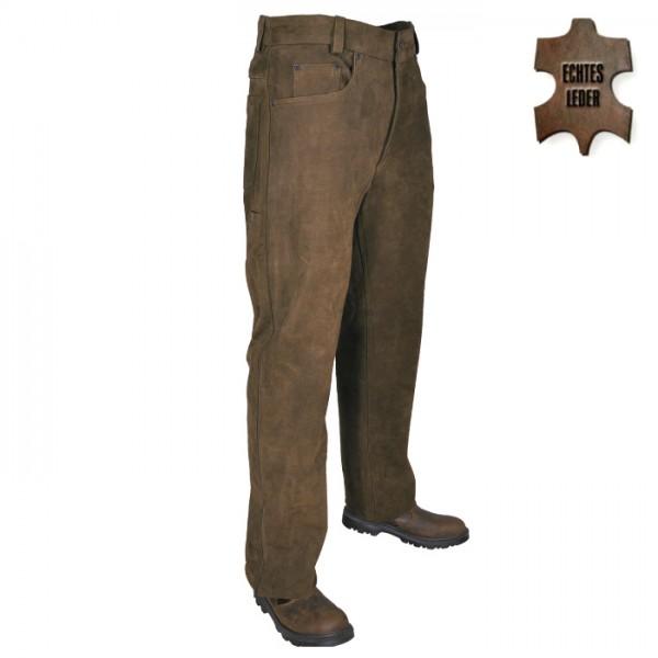 Lederhose Trapper 5-Pocket