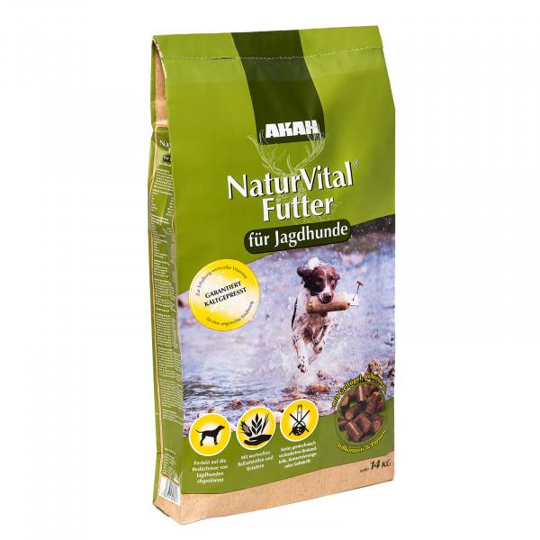 NaturVital Futter für Jagdhunde