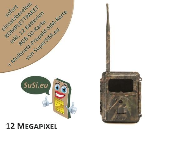 Special Cam 2G/GPRS 12MP SuperSim Edition Funkwildkamera
