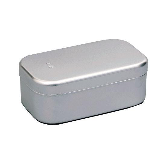 Brotdose, klein, Alu