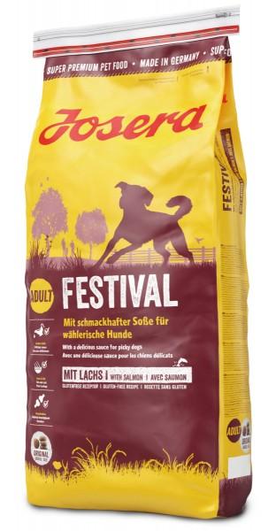 Festival 15kg - für aktive Hunde