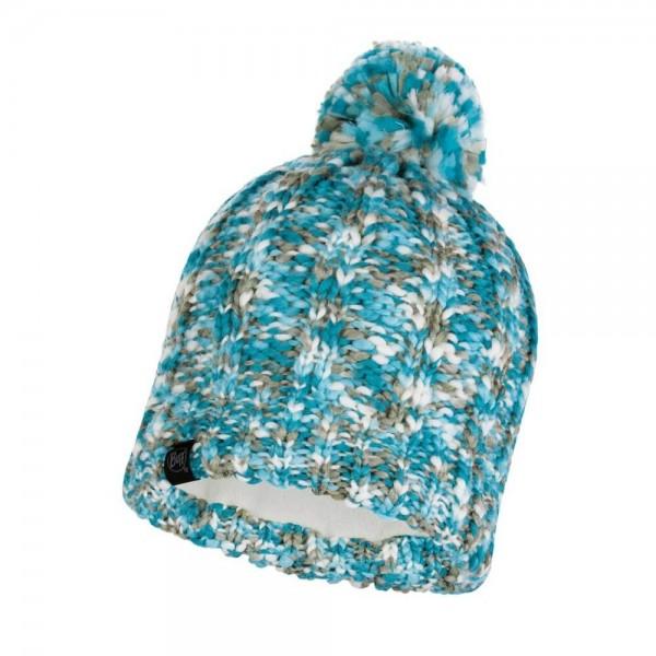 Knitted & Polar Hat Livy Aqua