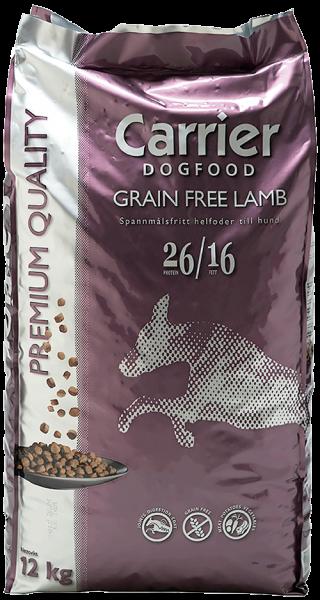 Grain Free Lamb 12 kg, getreidefrei