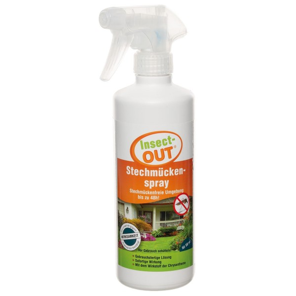 Stechmückenspray für die Umgebung, 500 ml