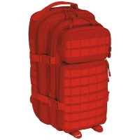 Rucksack Assault I Basic Molle Rot