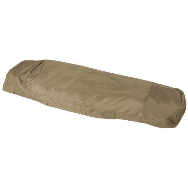 Schlafsacküberzug / Biwaksack 3-Lagen-Laminat oliv