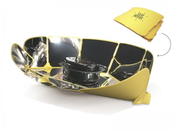 Sungood Solar Kocher