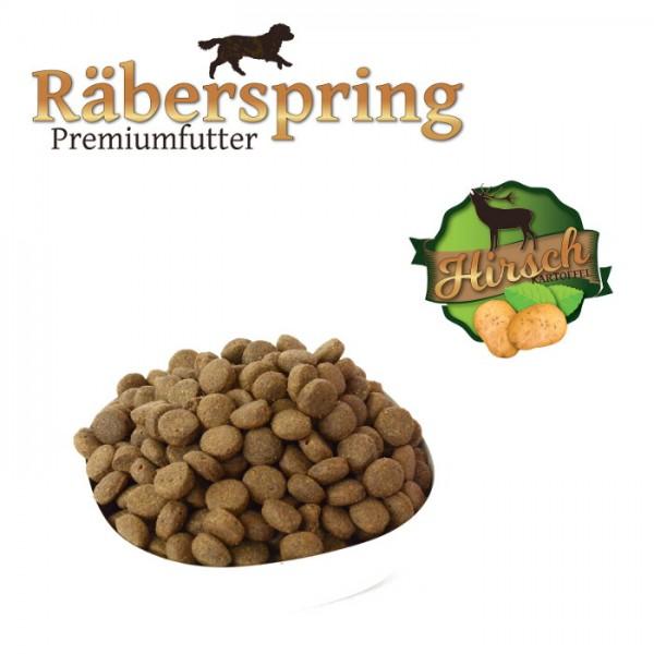 Premiumfutter Hirsch 15kg - getreidefrei