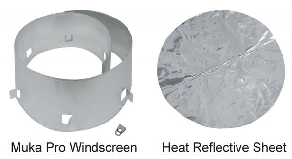 Muka Pro Windscreen