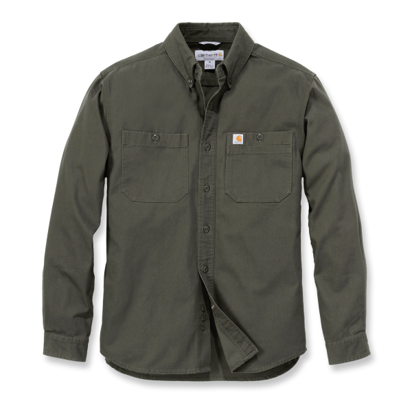 Rugged Flex Rigby LS Work Shirt