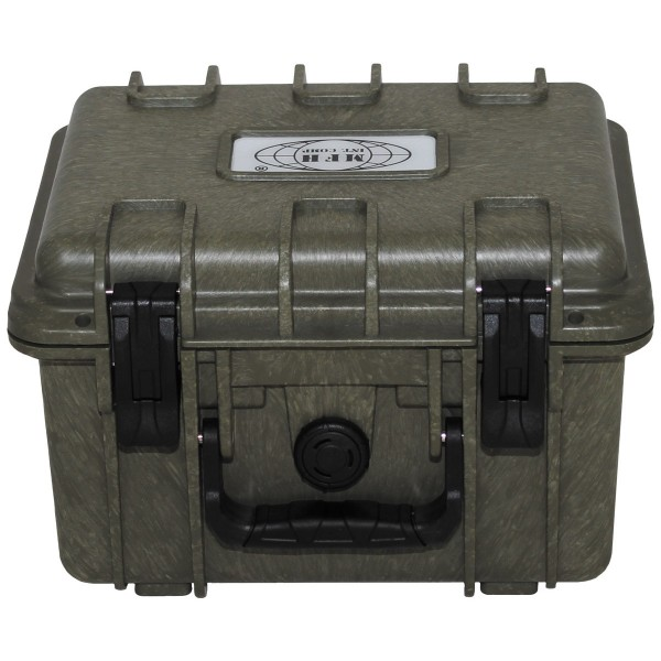Transportbox wasserdicht Olive
