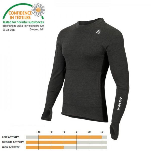 Warmwool Hood Sweater 200g/qm