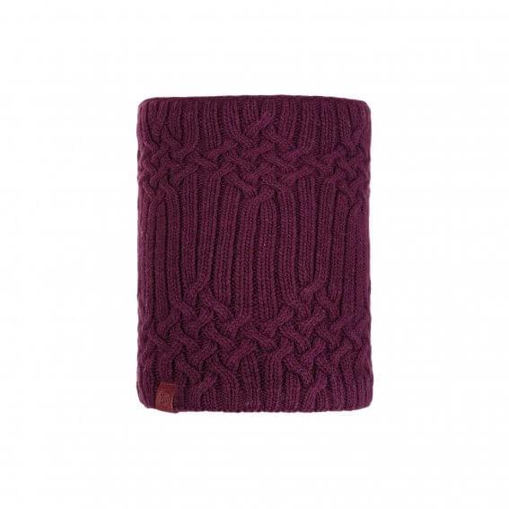 Knitted & Polar Neckwarmer Helle Wine