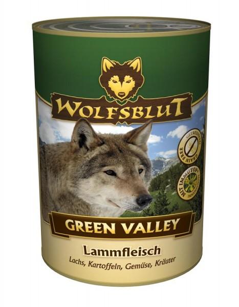 6 Dosen Green Valley/Lammfleisch,Lachs,Kartoffel,Kräuter je 395g