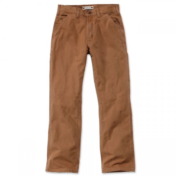 Washed Duck Work Dungaree