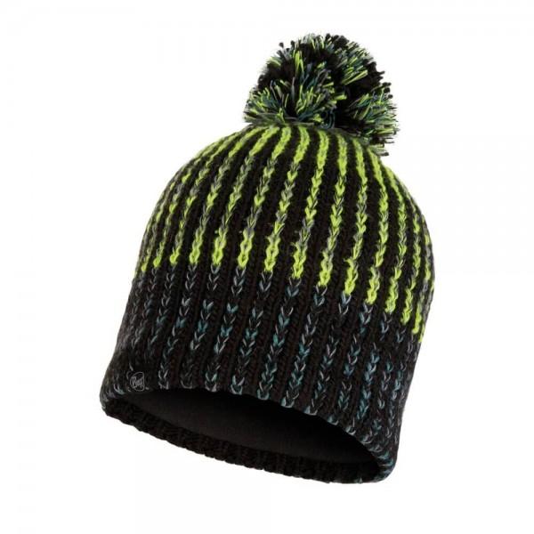 Knitted & Polar Hat Iver Black