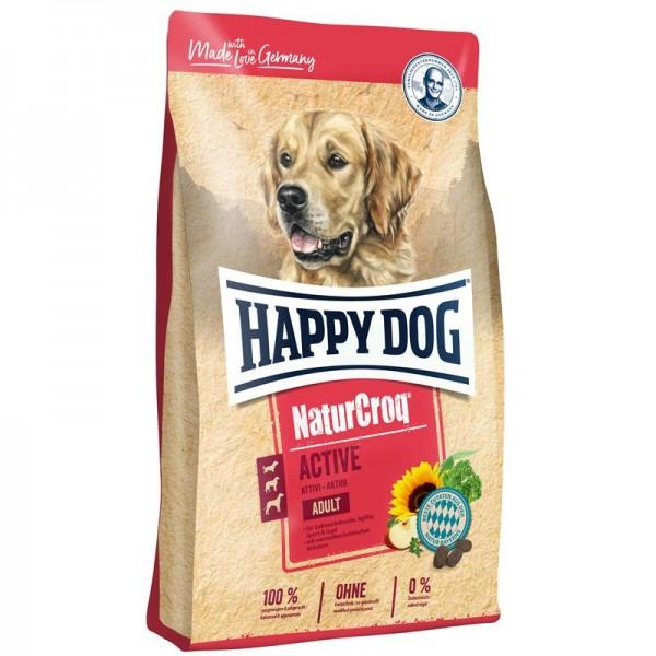 NaturCroq Active 15kg - für sensible Hunde