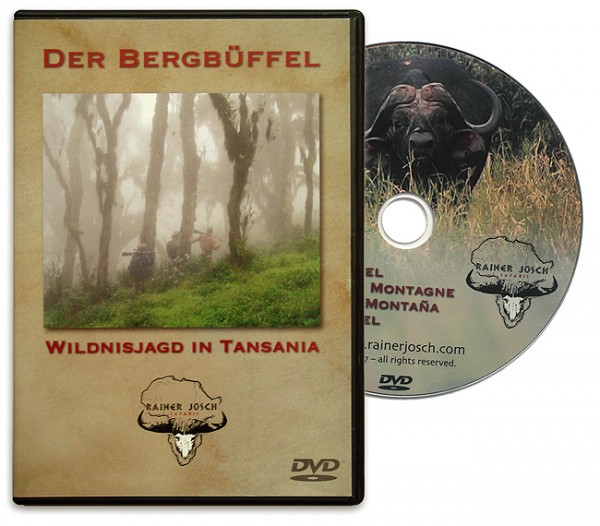Der Bergbüffel DVD