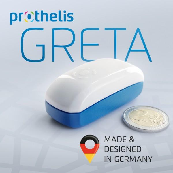Greta Ortungssystem
