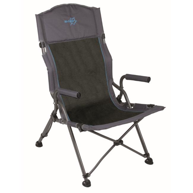 bo camp faltstuhl deluxe comfort campingstuhl klappstuhl outdoor m bel ausr stung. Black Bedroom Furniture Sets. Home Design Ideas