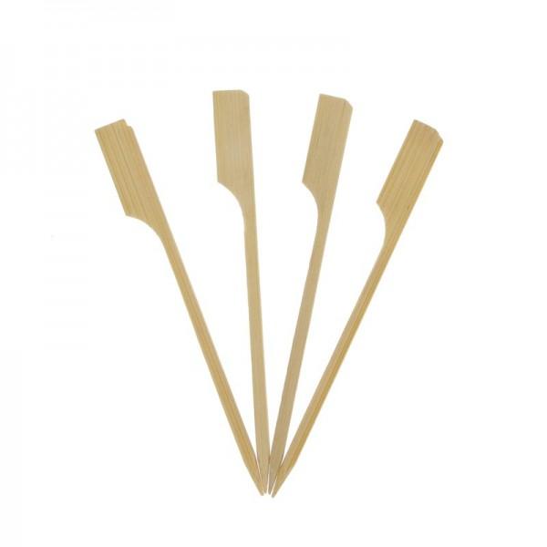 Traditioneller Scheibennagel aus Bambus