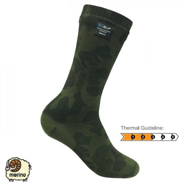 Camouflage Sock