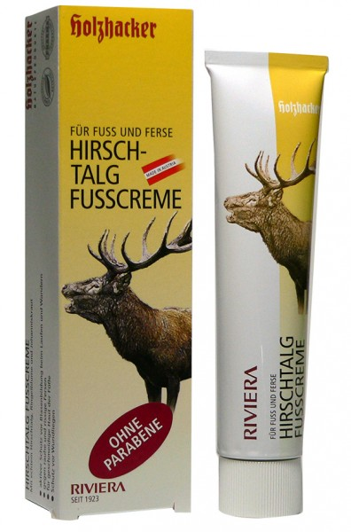 Hirschtalg-Creme 75ml Anti-Blasen