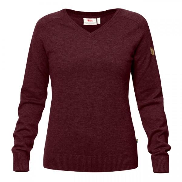Sörmland V-Neck Sweater Women