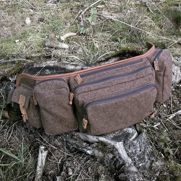 Loden-Hüfttasche