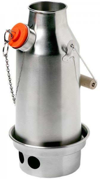 Trekker Kettle Stainless Steel 0,6 Liter