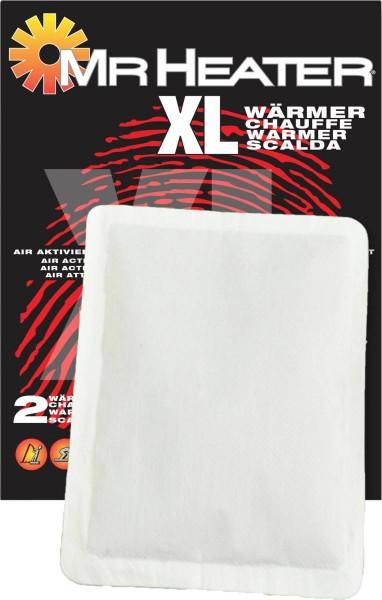 Aktivkohlewärmer XL Wärmer