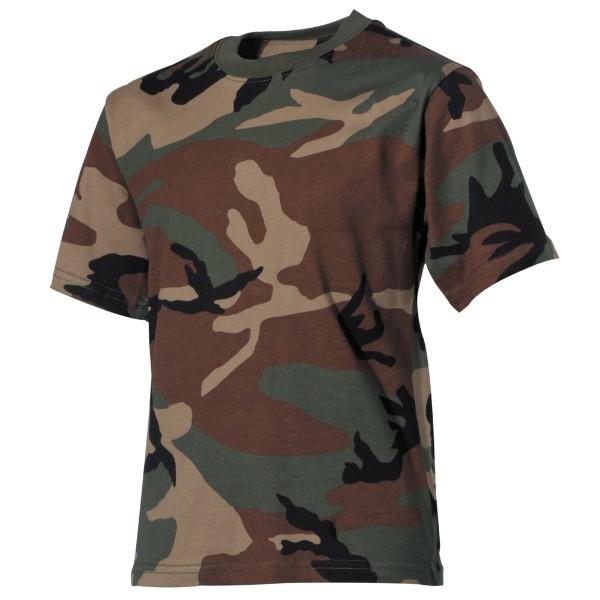 "Kinder T-Shirt Tarn 170g/m"""