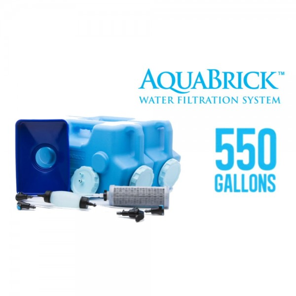 Aquabrick Water Filtration System