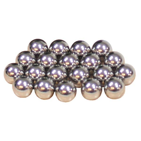 Stahlkugeln 8 mm, 200 Stück
