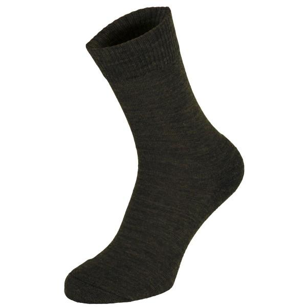 Merino Socke leicht
