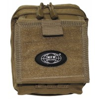 Kartentasche Molle Coyote Tan